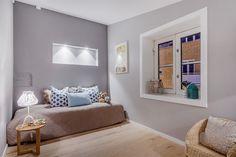 FINN – ST.HANSHAUGEN: Stilren og moderne 4-roms leilighet over to etasjer i indre gård - Totaloppusset i november 2016 - Peis - Felles balkong - God planløsning - Attraktiv beliggenhet - Veldrevet sameie