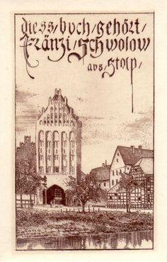 Emil Anner für Fränzi Schwolow,   Gutenberg-Museum, Mainz