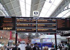 Marylebone Station, LED Mainboard