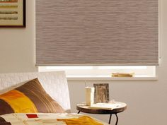 Sleep Better With Roller Shades - Enhance a Room's Design Style With Window Treatments on HGTV