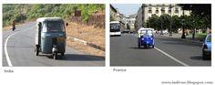 Rickshaws - Riksoja - Les Pousse-pousse