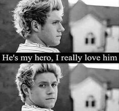 Niall is so sweet and I really Love him.  ♥♥♥♥♥