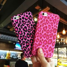 Pink Leopard PC back cover cases for iphone 6 plus plus Hello kitty 2 in 1 360 full Protective phone case tempered flim – World of Hello Kitty Merchandise Iphone 7, Iphone Charger, Cell Phone Cases, Iphone Cases, Phone Cover, Hello Kitty Merchandise, Shell, 7 Plus, Pink Leopard