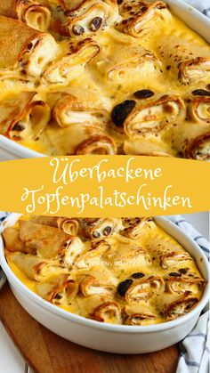 Macaroni And Cheese, Food And Drink, Cooking, Ethnic Recipes, Sweet, Desserts, Crepes, Dinners, Gentleness