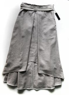 Occilating skirt. inaisce. via The Cools