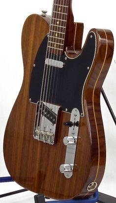 Rosewood Fender Telecaster