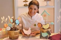 isabel vermal cocinera Royal Icing, Anna Olson, Icing Recipes, Decorating Cakes, Decorated Cookies, Candy Stations, Sweet Recipes, Deserts, Food