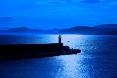 Lighthouse Blues by Kay Kochenderfer