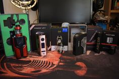 Just in, Wotofo/RigMod Flux, CoilArt Mage 217 and Mage SubOhm, Sansto 511, EHPro Panther and EHPro Armor