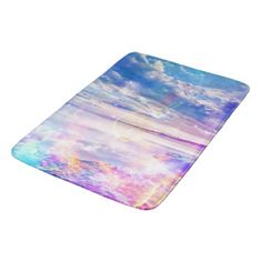 Dancing Sea Bathroom Mat