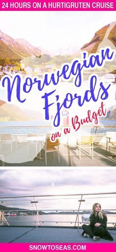 Hoping to go on a cheap holiday to Norway? Find out how you can go on a 24-hour Norwegian fjord cruise with Hurtigruten for less!