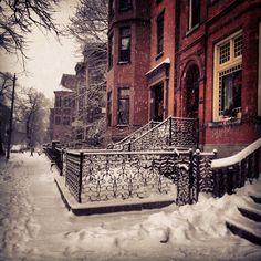 My street: 2nd Street, Troy NY