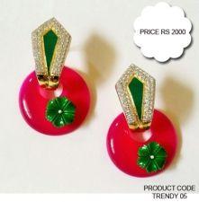 earrings..
