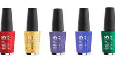 Portal UseFashion: NYC tem coleção de cosméticos inspirados no Samba