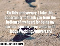 Cool Happy Marriage Anniversary SMS.....remember to show appreciation. A hand made card can earn you huge brownie points!