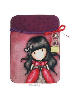 Funda de Ipad Gorjuss Ladybird