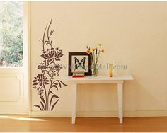 Grace Lotus Wall Decals – WallDecalMall.com Flower Wall Decals, Bedroom Designs, Lotus, Flowers, Home Decor, Lotus Flower, Decoration Home, Room Decor, Royal Icing Flowers