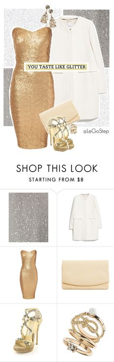 """""""winter 2016 #50"""" by legostep ❤ liked on Polyvore featuring Jigsaw, MANGO, Jane Norman, Skagen, Jimmy Choo, Dorothy Perkins and Anton Heunis"""