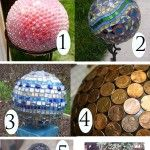 If you are looking for Diy Garden Ball Ideas, You come to the right place. Below are the Diy Garden Ball Ideas. This post about Diy Garden Ball Ideas was posted un. Diy Garden, Garden Crafts, Garden Projects, Garden Ideas, Garden Tips, Garden Bed, Garden Whimsy, Garden Junk, Backyard Ideas