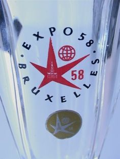 Rare Vase Expo 58 VAL Saint Lambert