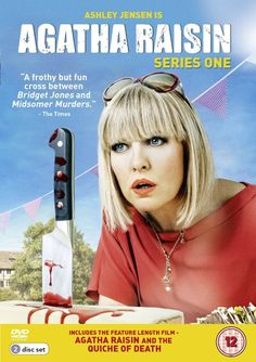 Agatha Raisin (TV Series 2016– ) - IMDb If you love the books be prepared that Agatha is not much like the book character, but the show is really fun!