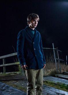 | Freddie Highmore as Norman - Bates Motel |