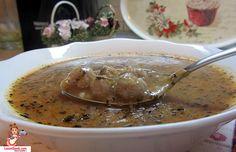 Köfteli Tarhana Çorbası Tarifi