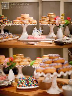 Voo Doo Doughnut bar