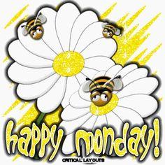 happy monday photo: happy Monday happy-monday-bees-mo.gif