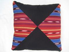 Guatemalan Decorative Pillow No.3 - Culture Grafters