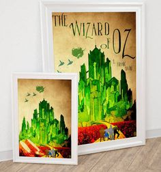wizard of oz posters - Google Search