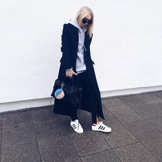 This is our schuh London Fashion Week round up, with some of our fave looks from the very best of the fash pack at the AW 16 shows. Duster Coat, Normcore, Street Style, Jackets, London Fashion, Instagram, Goals, Link, Check
