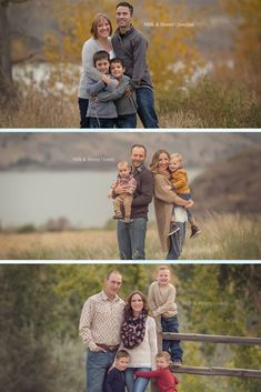 Standing Poses for Family Sessions - The Milky Way | Standing poses for families are wonderful ways to not only show off the family, but also the area surrounding them. When looking for family photography posing ideas these family standing poses will be great for families with kids. Family photography, outdoor family photography, child photography, newborn photography, outdoor photography, photography DIY, Photography tips, Photography 101 #photography #photography101 #photographytips
