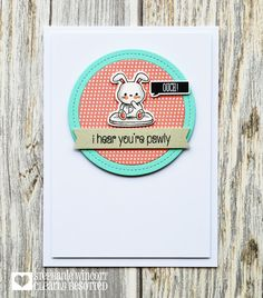 Stamping & Sharing: June Release Teaser Time Day 4