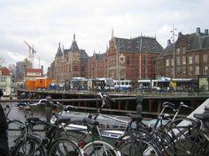 2007/11 #Netherlands / #Amsterdam