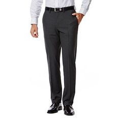 Haggar 1926 Originals Slim-Fit Stretch Suit Pants - Men $44.99