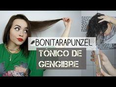 DIY: Óleo Natural de Gengibre - YouTube