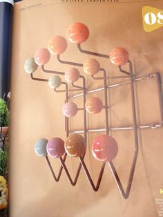 Eames Hang It All by Hella Jongerius for Vitra