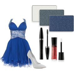 """Mary kay Ravenclaw"" by marykaybyanne on Polyvore"
