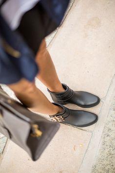 Loeffler Randall Rain Booties - in Dallas - A PIECE of TOAST // Lifestyle + Fashion Blog // Dallas