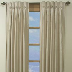 Artisan box pleat draperies will give your windows the finish touch they need, and they're a safer choice for kids.