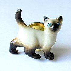 Kitten Cupboard Knob - door knobs & handles