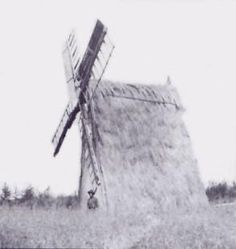 First Wave of Ukrainian Immigration to Canada, The Radomsky windmill at Foley, Manitoba. Immigration Canada, Fur Trade, Western Canada, Canadian History, One Wave, Family Genealogy, Windmill, Ukraine, Alaska