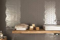Novabell Ceramiche Verve Design Novabell-verve-design-3 , Łazienka, Ceramika, ścienne, Powierzchnia błyszcząca, krawędzie  nie rektyfikowane