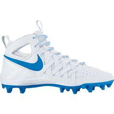 9ebdc3d95dd Nike Huarache 5 Lacrosse Cleats - Trophy Pack Blue