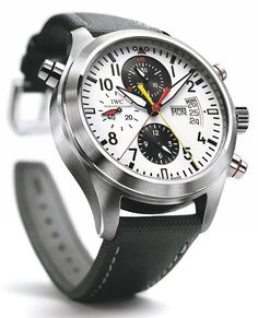 Top Gun Automatic Chronograph Watch, A Limited Edition For the German National…