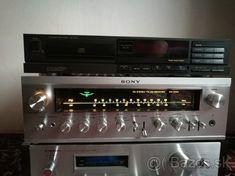 P: vintage receiver SONY STR 7055, pekny, zachovaly stav - 1