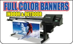 Our vinyl banners are very popular in very short time in all around the world and the reason is that our quality vinyl banners.  http://www.allstatebanners.com