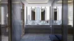 Beautiful apartment visualization by Ameiva Studio for Kajima Corporation,. Room Divider, Modern Bathroom, Furniture, Home, Interior, Studio, Modern, Bath, Home Decor
