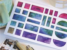 Beautiful watercolors by Sasha Prood
